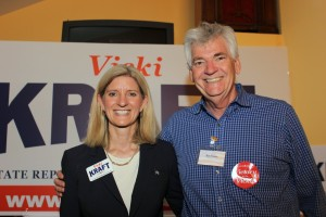 Ron Powers and VK